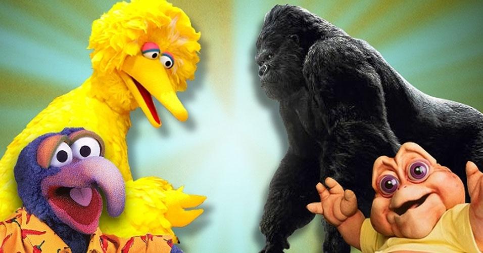 Quais animais irreais você gostaria que existissem? Veja as opções e vote na sua preferida