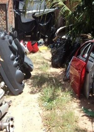 Desmanhce de veículos em Hortolândia (SP)