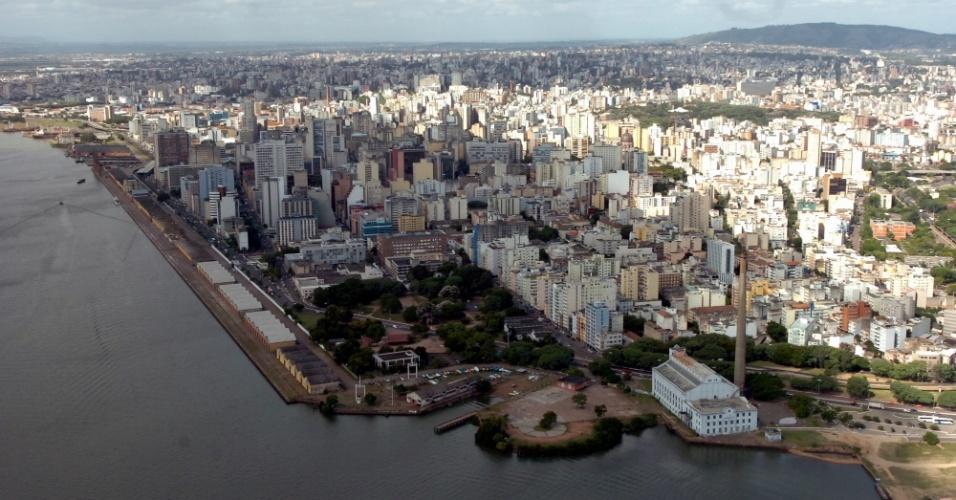 A capital gaúcha celebra neste dia 26 de março de 2012 seus 240 anos