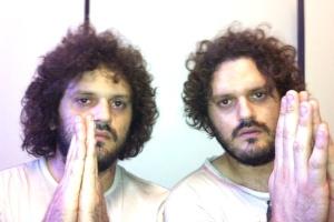 Os gêmeos Diogo e Diego moram em Mossoró (RN) e estavam visitando Salvador