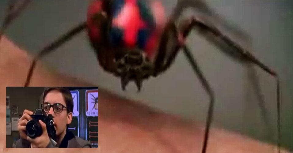 Aranha poderosa