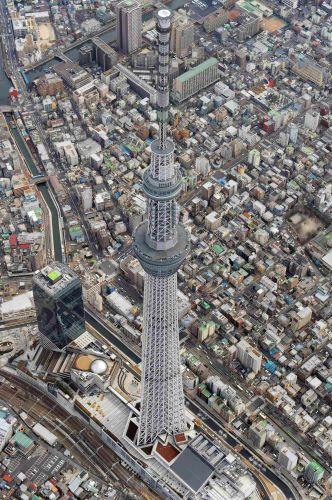Maior torre do mundo