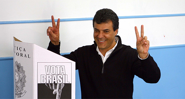 Hedeson Alves/Gazeta do Povo/Agência Estado