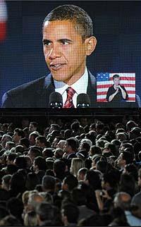 AFP - 5.nov.2008