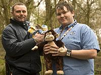 Dave Rolfe/Port Lympne Wild Animal Park