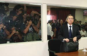 Paco Medina/Suprema Corte Peruana/AP