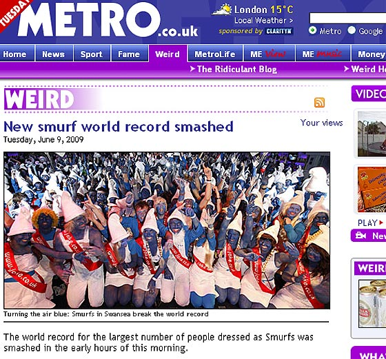 Reprodução/Metro.co.uk