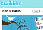 Quero ver o pássaro do Twitter piar em no máximo 140 caracteres
