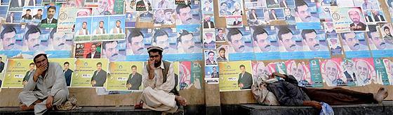 Shah Marai/AFP