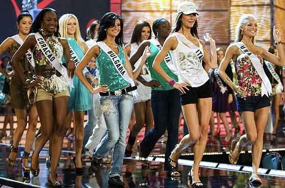 Organização Miss Universo 2009/Reuters