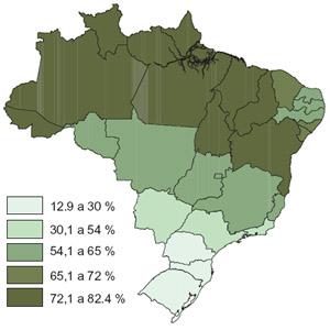 Pnad/IBGE - 2008 - Reprodução