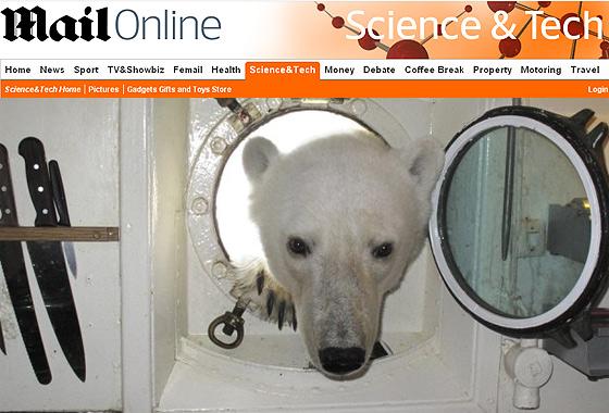 Reprodução/Mail Online