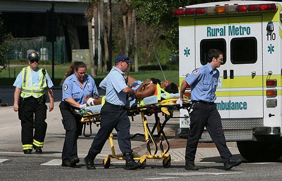 Joe Burbankn/ Orlando Sentinel/ AP