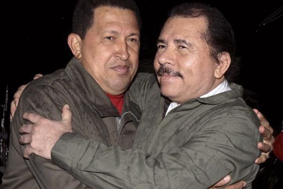 Jairo Cajina/Nicaragua Presidency/Reuters