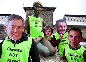 Kristian Buus/Greenpeace/Reuters - 18.dez.2009