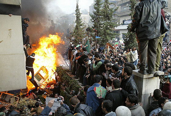04.02.2006 - Louai Besahra/AFP