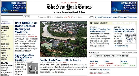 NYT/Reprodução