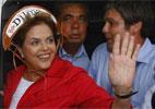 Dilma visita feira na zona norte do Rio