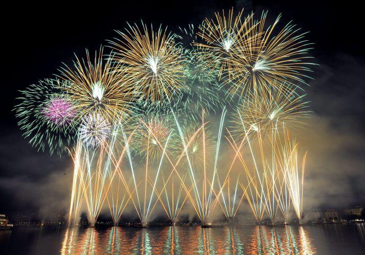 Festa na Suíça