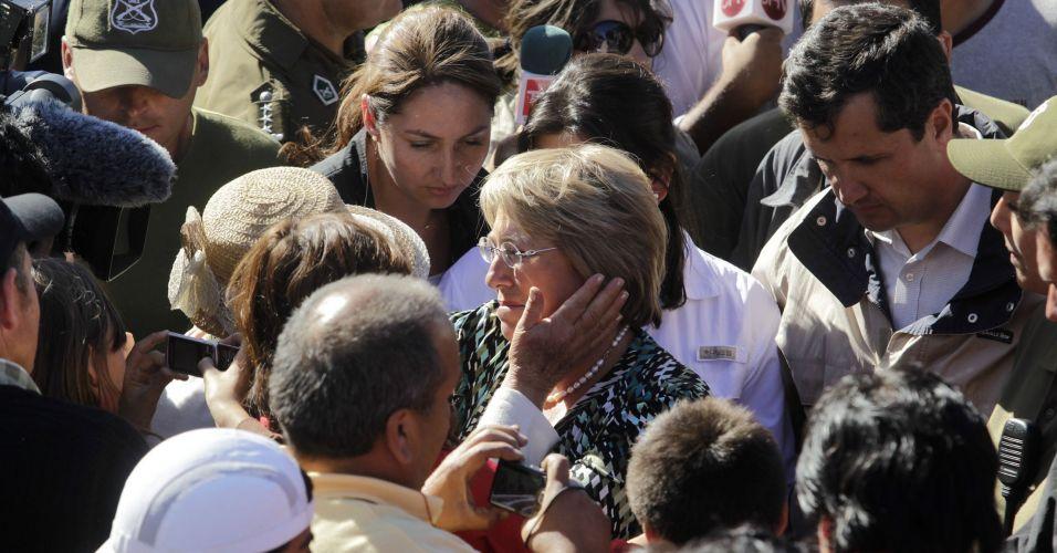 Tragédia no Chile