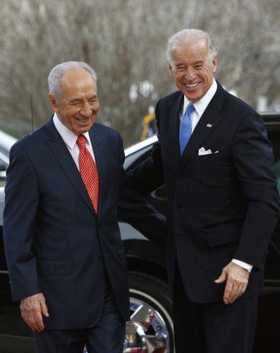 Vice-presidente dos EUA visita Israel