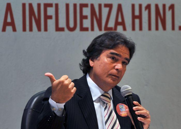 Campanha contra gripe suína
