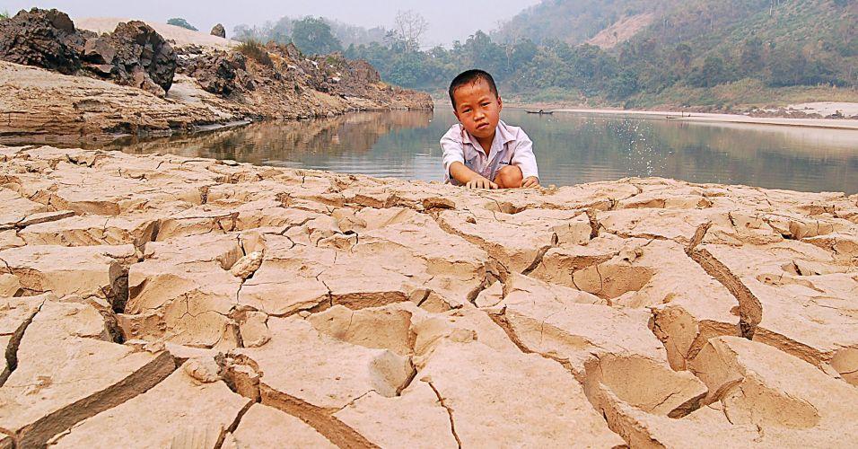 Seca na Ásia