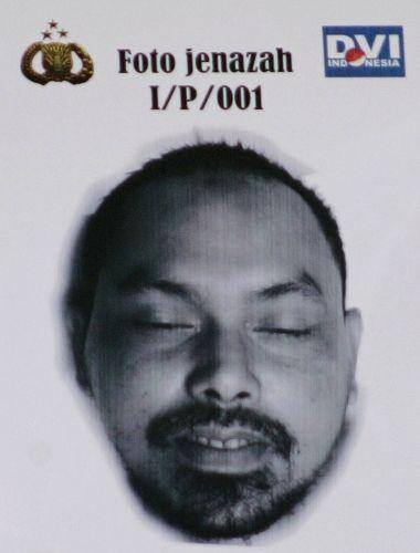 Morte de terrorista na Indonésia