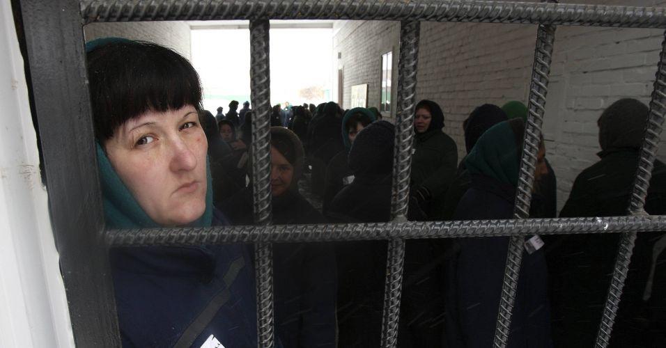 Prisão siberiana