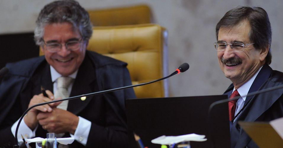 Peluso eleito presidente do STF