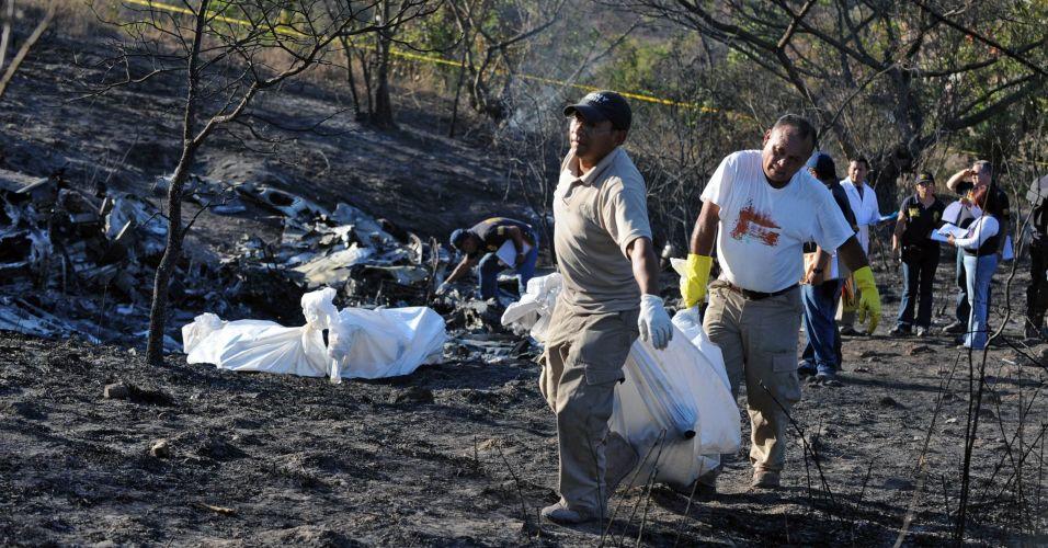 Acidente aéreo em Honduras