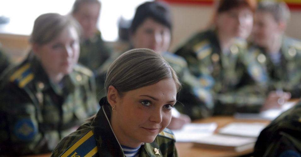 Russas fazem prova para piloto