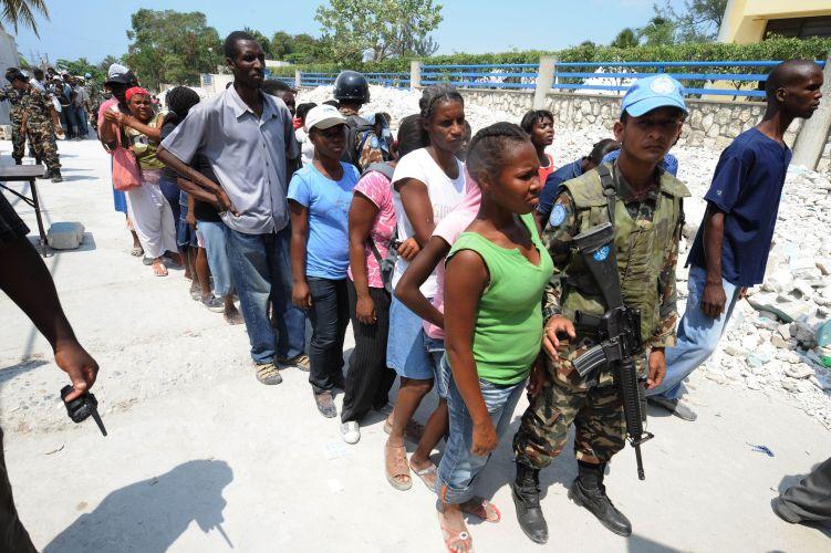 Haiti, dois meses após o terremoto