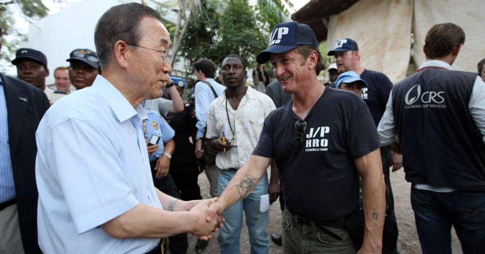 Ban no Haiti