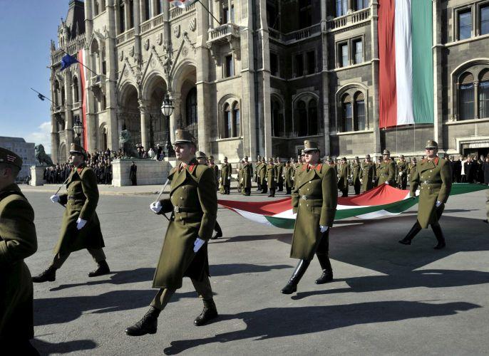 162 anos da Revolução na Hungria