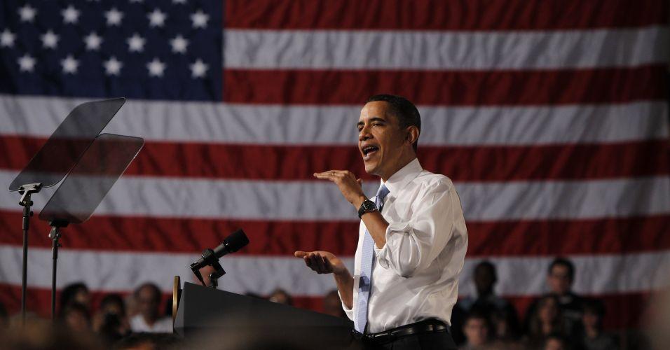 Obama fala sobre a saúde