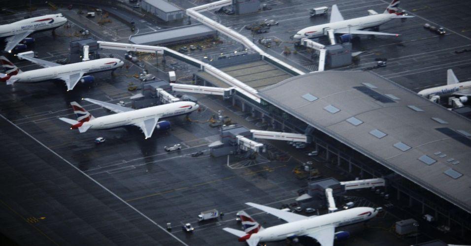 Greve da British Airlways
