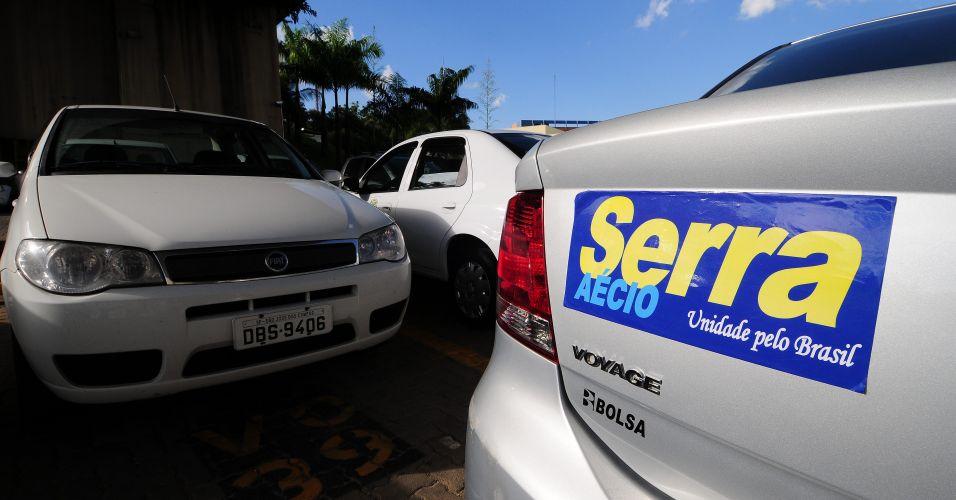 Chapa Serra-Aécio