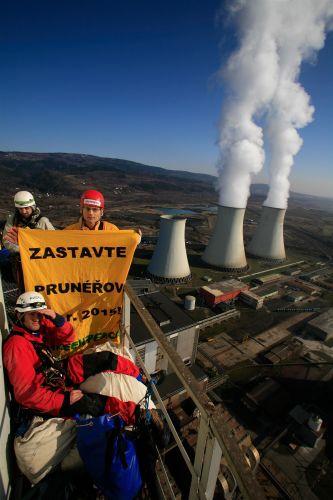 Greenpeace na República Tcheca
