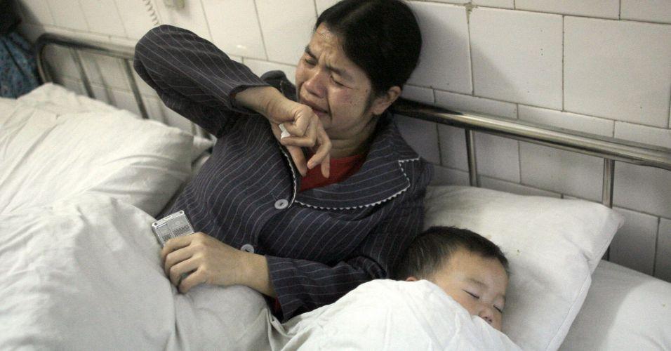 Choro na China