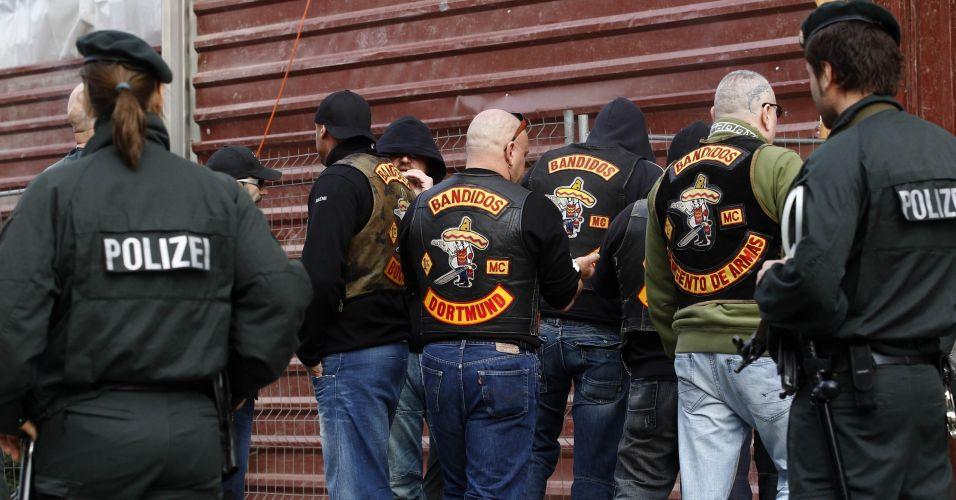 Crime de gangue na Alemanha