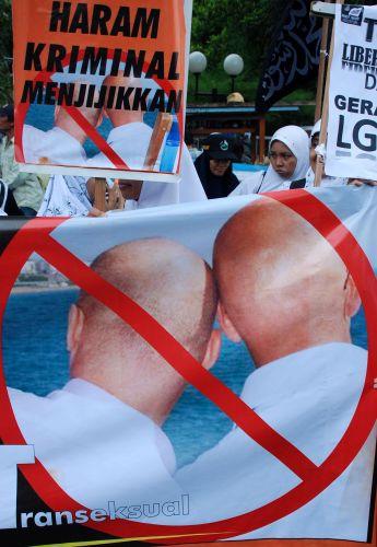 Protesto muçulmano