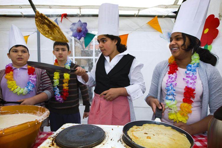 Festival da panqueca