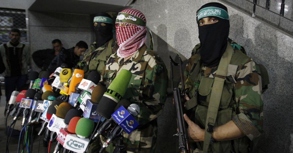 Hamas confirma responsabilidade por mortes