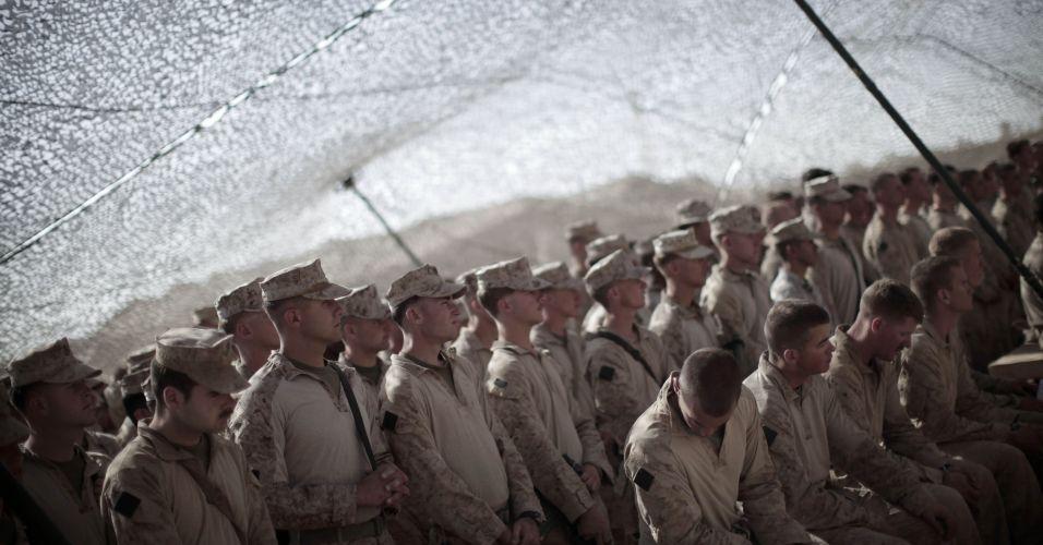 Missa para soldados mortos