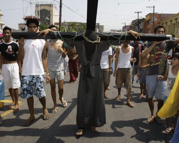 Penitências em Manila