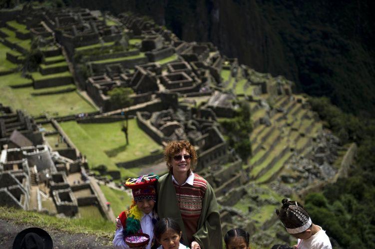 Machu Picchu reabre