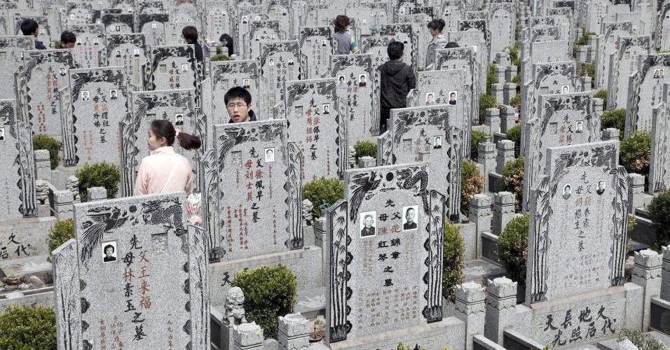 Dia dos mortos chinês