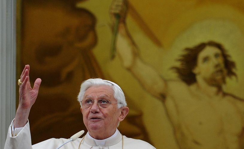 Papa celebra oração