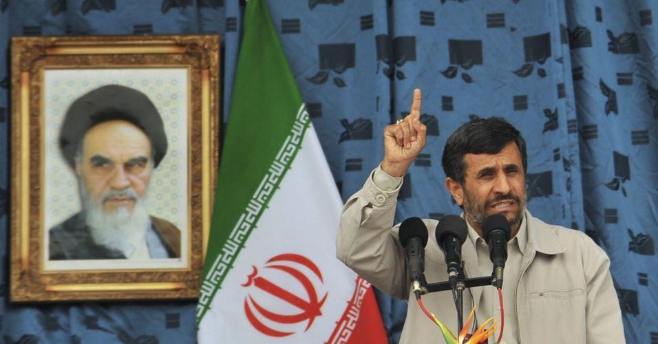 Ahmadinejad ameaça Obama